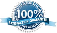 Pennock Plumbing & Heating offers a 100% satisfaction guarantee on all plumbing and heating services in Gloucester, Camden, Burlington, and Salem County